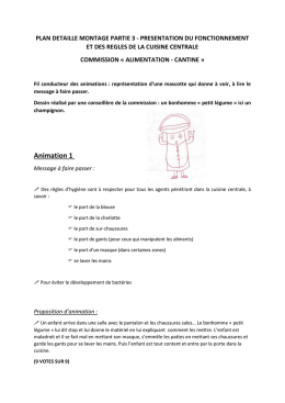 SELECTION PLAN DETAILLE MONTAGE PARTIE 3