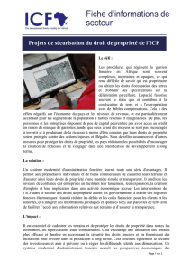 Télécharger ICF Property Rights Sector Factsheet