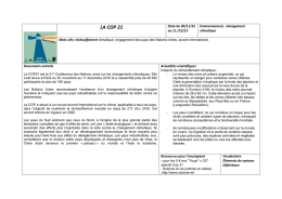 COP 21 (document complet)