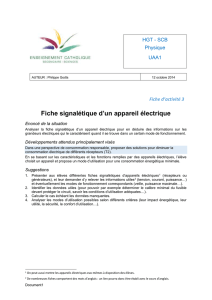 Feuille de styles Documents FESeC