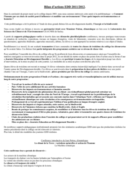 Document - Collège Louis Pergaud
