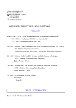 Document - FORMARECRUT