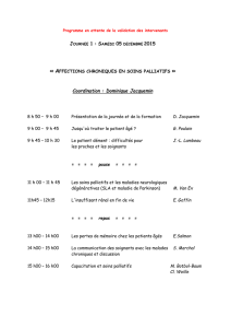 Programme + Bulletin d`inscription - SISD
