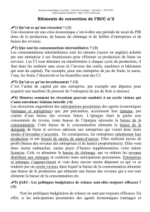 Eléments de correction de l`ECC n°2