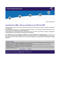 Amendements-loi-MDS... - MEDEF Lyon