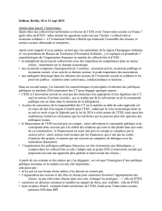 l`intervention et les notes de Patricia Andriot