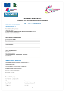 Formulaire de demande d`intention Leader (document