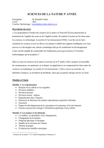 syllabus de cours - CSAP Sites web des enseignants