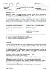 Séquence 11 sciences exercices Tle Bac Pro TC - maths