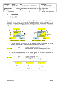 Séquence 10 sciences cours Tle Bac Pro TC/T8 - maths