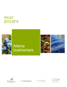 projet 2013-2014 CONFIDENTIEL Le Centre d`innovation sociale en