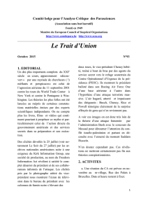 Le Trait d`Union
