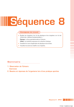 Séquence 8 - LeScientifique.fr