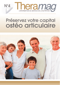 ostéo articulaire