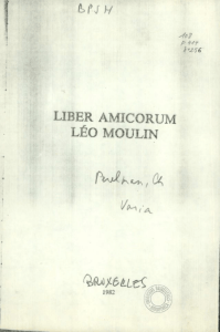 LÉO MOULIN