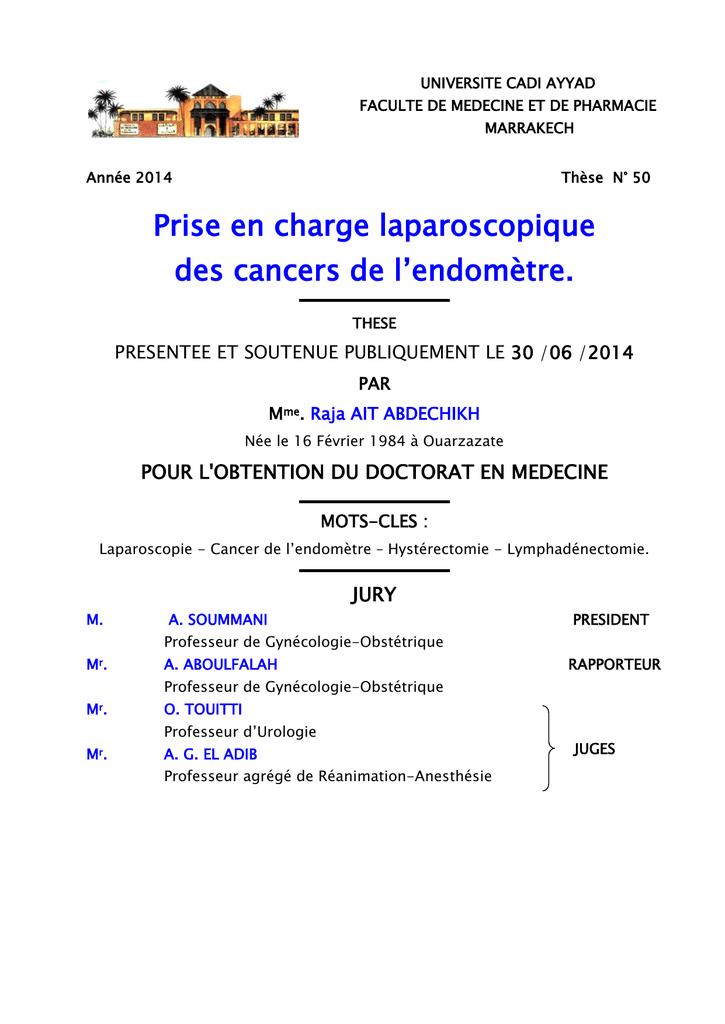 l'endomètre datant pathologie contours cancer datant Virgo