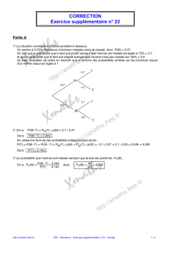 Correction au format pdf - XMaths