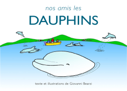 dauphins - Dolphin Biology and Conservation