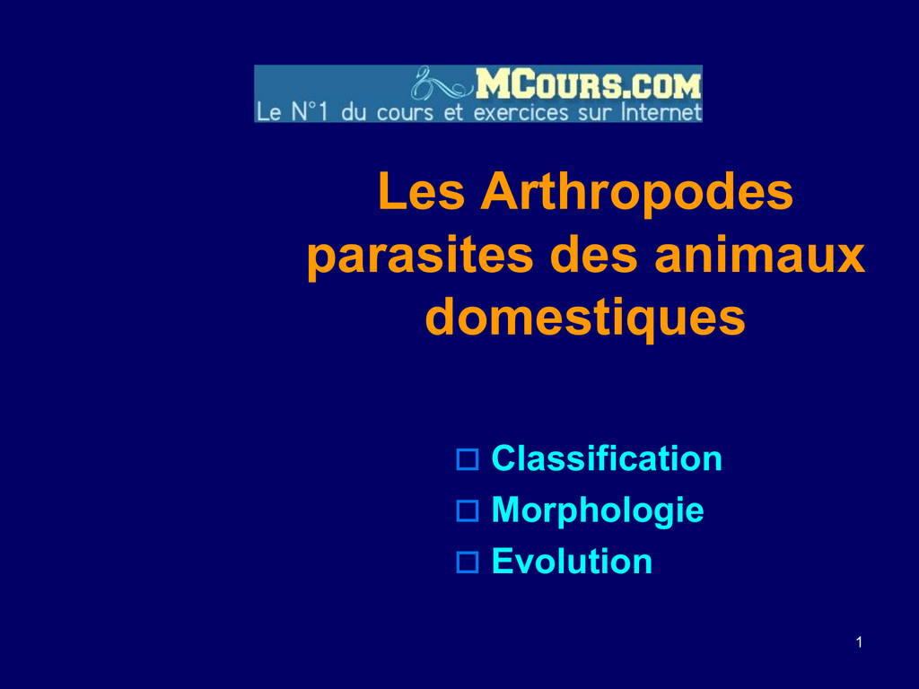 Les arthropodes parasites de l homme - streetcolor.hu