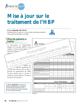 (hbp) n`a pas - STA HealthCare Communications