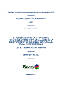 Rapport Final Inventaires de references_CMK