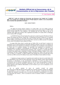 Lettre C2007-147 du 31/10/2007 ING PARCOM PRIVATE EQUITY III