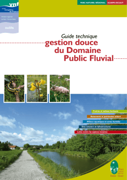 Guide_gestion-douce-DPF - service navigation Nord