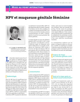 couverture vaccinale hpv france