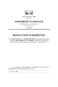 n°809 - Assemblée nationale