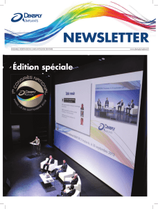 NEWSLETTER - DENTSPLY Implants