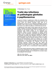 Monsonego Traité des infections et pathologies génitales