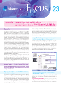 Myélome multiple