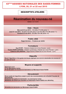 descriptifs ateliers - APSF – Association Professionnelle des Sages