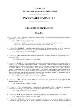 Italie, articles 1 à 48 - (PDF, 214.4 ko)