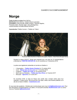 NORGE - cahier d`accompagnement 2016-17FINAL