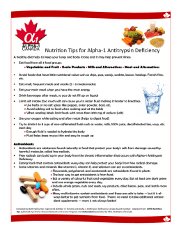 130515 - Nutrition Fact Sheet - Alpha
