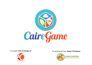 Caire Game - Art of Change 21