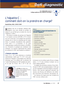Défi diagnostic - STA HealthCare Communications