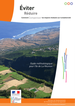 Guide - DEAL Réunion