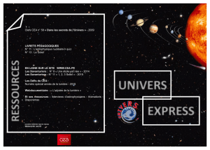 quiz expo Univers