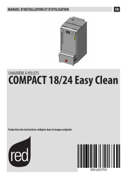 COMPACT 18/24 Easy Clean
