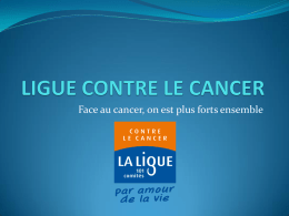 ligue contre le cancer - oncobassenormandie.fr