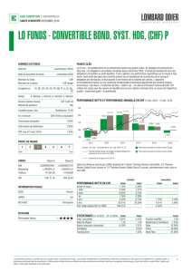 lo funds - convertible bond, syst. hdg, (chf) p