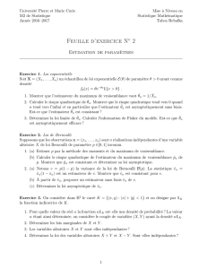 Feuille2 - M2 Statistiques