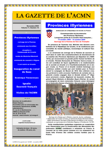 la gazette de l`acmn - International Napoleonic Society