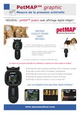 PetMAP™ graphic