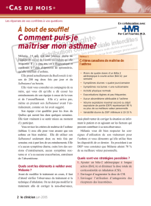 001-Le cas du mois - STA HealthCare Communications