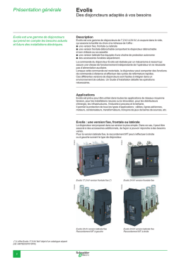 Evolis - Schneider Electric