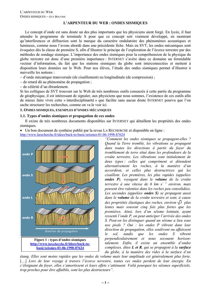 HNR édition de simulation de datation