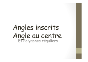 Angles inscrits-ppt - maths